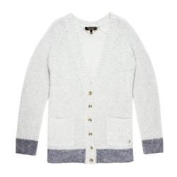 Juicy Couture Cream and grey cardigan