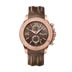 Watch in brown by Thomas Sabo at Wertheim Village