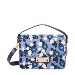 Shoulder bag 'Julia' in blue by Furla at Wertheim Village