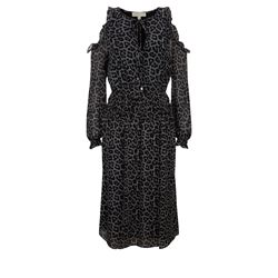 Dress with leopard pattern by Michael Kors at Ingolstadt Village