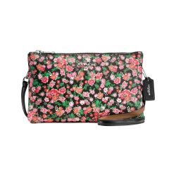 Lyla crossbody floral Coach