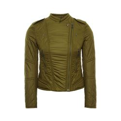 Belstaff Olive Enduro quilted jacket from Bicester Village