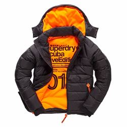Superdry Men's winter wet scuba jacket
