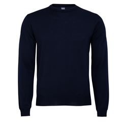 Boggi Milano Pullover in Dunkelblau in Wertheim Village