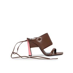 Marni, Brown sandals