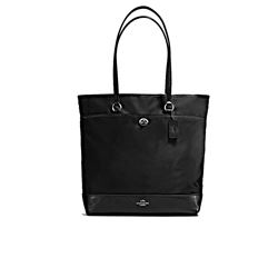Damen-Handtasche 'Kelsey' in Midnight von Coach in Wertheim Village