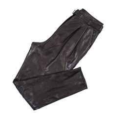 Women's leather pants
