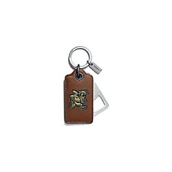 Coach   Varsity bottle opener key fob  from Bicester Village