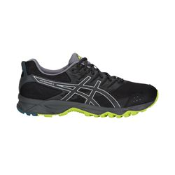 ASICS Men's BLACK/NEON LIME GEL-SONOMA 3