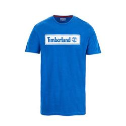 T-Shirt in Blau von Timberland in Ingolstadt Village