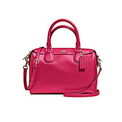 Damen-Handtasche 'Mini Bennet' in Pink von Coach in Wertheim Village