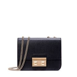 Bella Mini Crossbody in Black by Furla at Wertheim Village