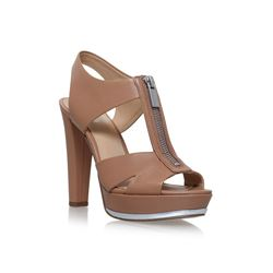 Kurt Geiger - Michael Kors bishop tan heel