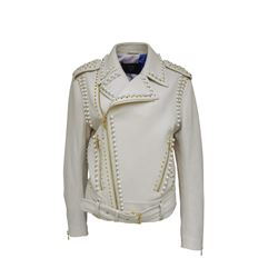 Jacket in White by MCM at Ingolstadt Village