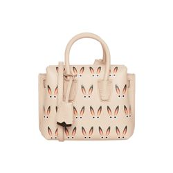 MCM  Bunny print tote bag from Bicester Village