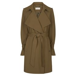Michael Kors Wrap Trench