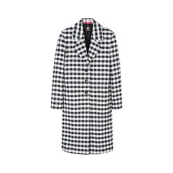 Paul Smith black and white Women's coat from Bicester Village