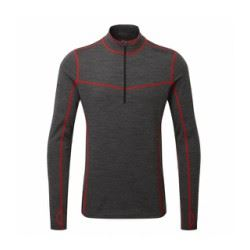 Tog 24 Men's Creation Merino Zip Neck