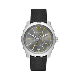 Diesel men's watch in black by Watch Station International at Wertheim Village