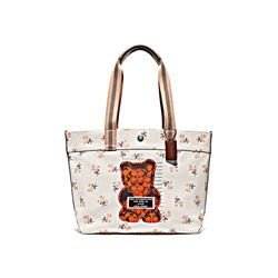 Gummy Bear Large Canvas Tote