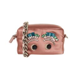 Anya Hindmarch  Eyes jewelled clutch from Bicester Village