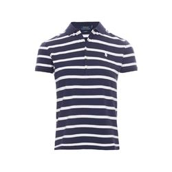 Polo Ralph Lauren newport navy/ white striped polo