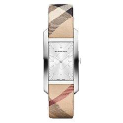 Burberry square faced watch