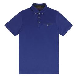 SS Geo Texture Polo