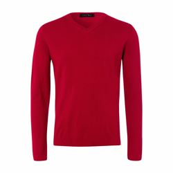 Falke Men's red knit sweater