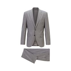 Boss men's medium grey Johnstons2/Lenon Suit