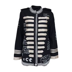 Jacket in black and white by Scotch&Soda at Ingolstadt Village