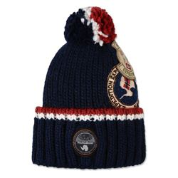 Napapijri mens bobble hat