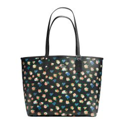 City tote reversible negro multi Coach