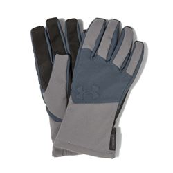 Guantes grises esquí Under Armour