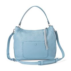 Bag in blue by MCM at Ingolstadt Village