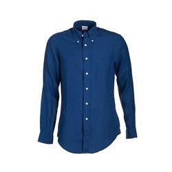 Brooks Brothers  Blue sports shirt from Bicester Village