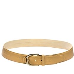 Belt in beige by Longchamp in Wertheim Village