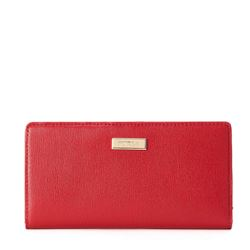 Wallet in red