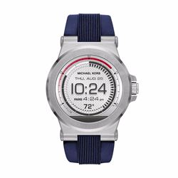 Watch Station Michael Kors Access Dylan stainless steel smartwatch