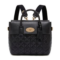 Mulberry Cara Delevingne quilted nappa
