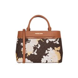 Michael Kors Brown Hailee Satchel