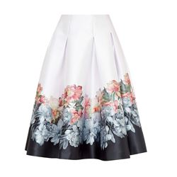 Ted Baker Posie Full Pleat Skirt