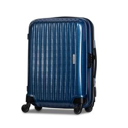 Samsonite, Dark-blue Chronolite suitcase