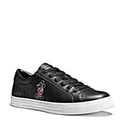 Herren-Sneaker 'Logan Low Top' in Schwarz von Coach in Ingolstadt Village