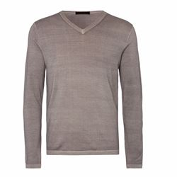Falke Men's dark grey knit sweater