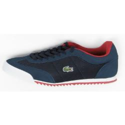 Sneakers navy Lacoste