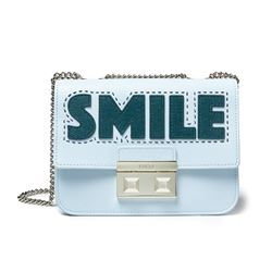 Blue bag Smile
