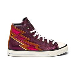 Sneaker High Top Roberto Cavalli