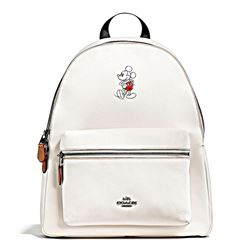 Women's backpack 'Mickey Leather Charlie' by Coach at Ingolstadt Village