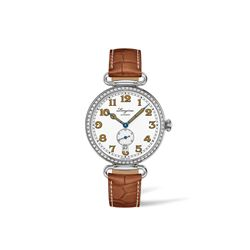 The Longines Heritage 1918 Watch